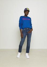 Versace Jeans Couture - JEANS - Slim fit jeans - blue denim - 1