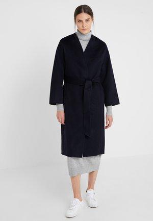 ROBE COAT - Zimní kabát - navy