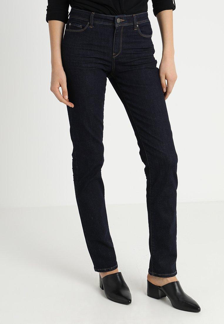 Esprit - Jeans straight leg - blue rinse