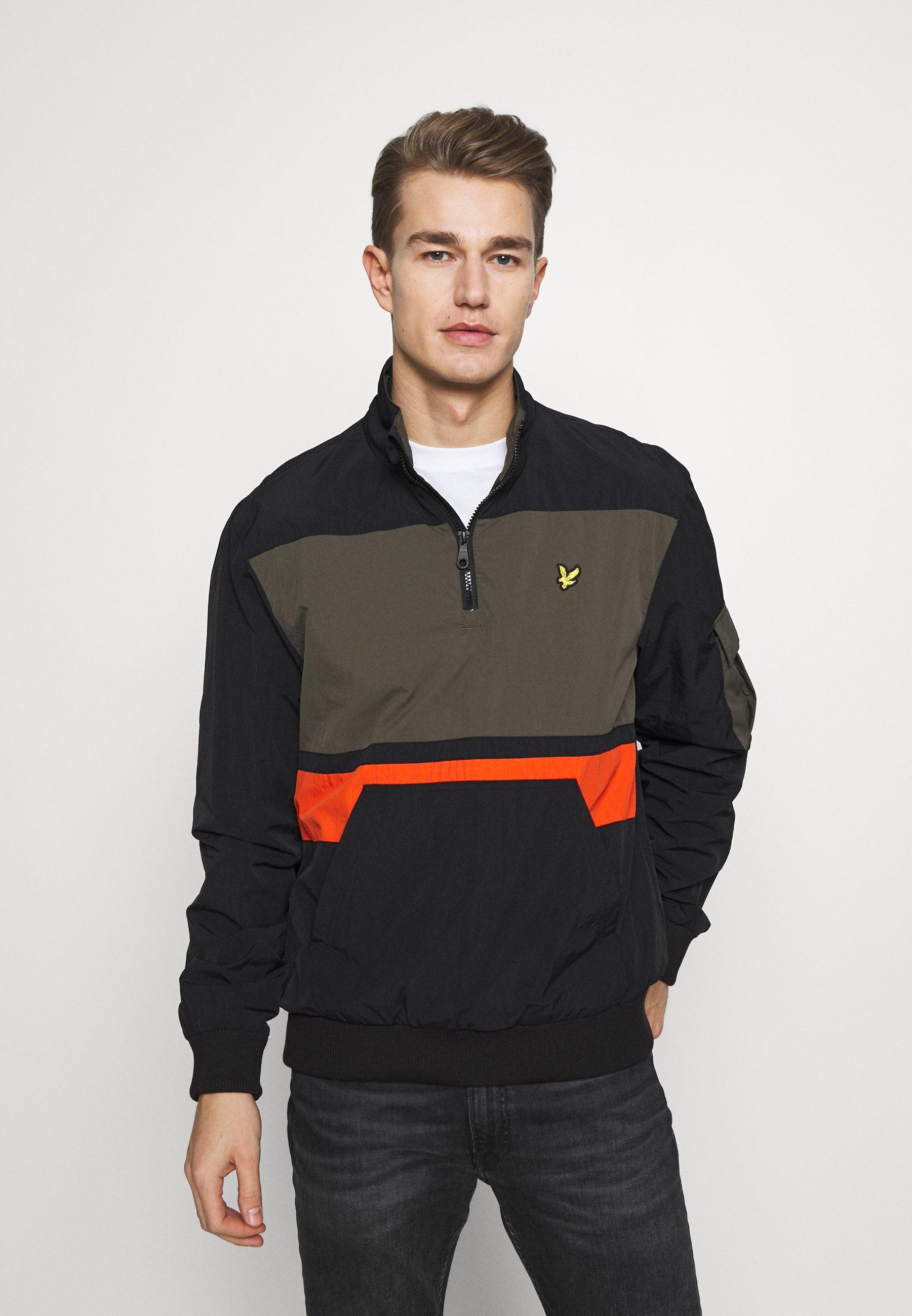 Men ZIP TRACK JACKET - Training jacket