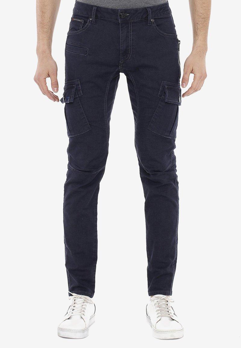 Cipo & Baxx - Slim fit jeans - blauw