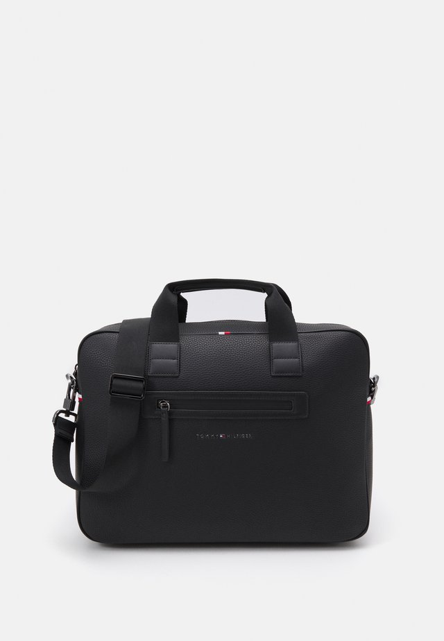 ESSENTIAL COMPUTER BAG UNISEX - Laptop bag - black