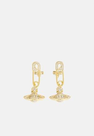 LUCRECE EARRINGS - Náušnice - gold-coloured