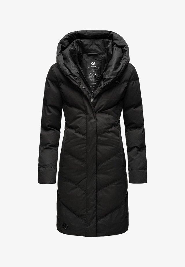 NATALKA - Winter coat - schwarz