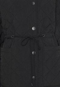 EDITED - DEMI COAT - Winter coat - schwarz - 2