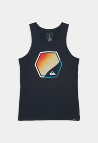 Quiksilver - FADING OUT TANK - Top - navy blazer - 0