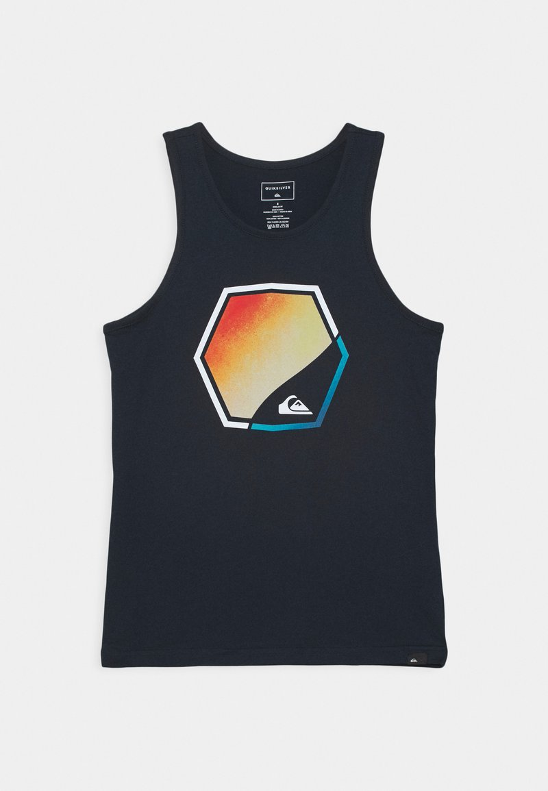 Quiksilver - FADING OUT TANK - Top - navy blazer