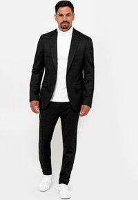 Jeff - OSCAR - Blazer jacket - mini herringbone - 1