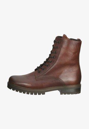 Platform ankle boots - sattel/ef