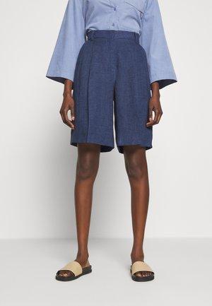 SOLE - Shorts - blau