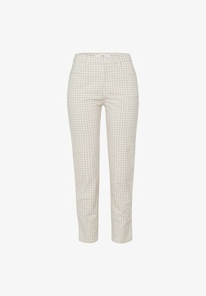 STYLE MARY S - Trousers - sea shell