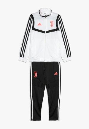 JUVENTUS TURIN SUIT - Club wear - white/black