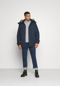 Tommy Jeans - Parka - twilight navy - 1