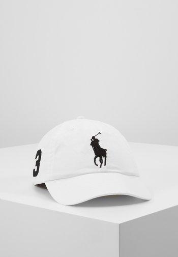 CLASSIC SPORT CAP  - Kšiltovka - white