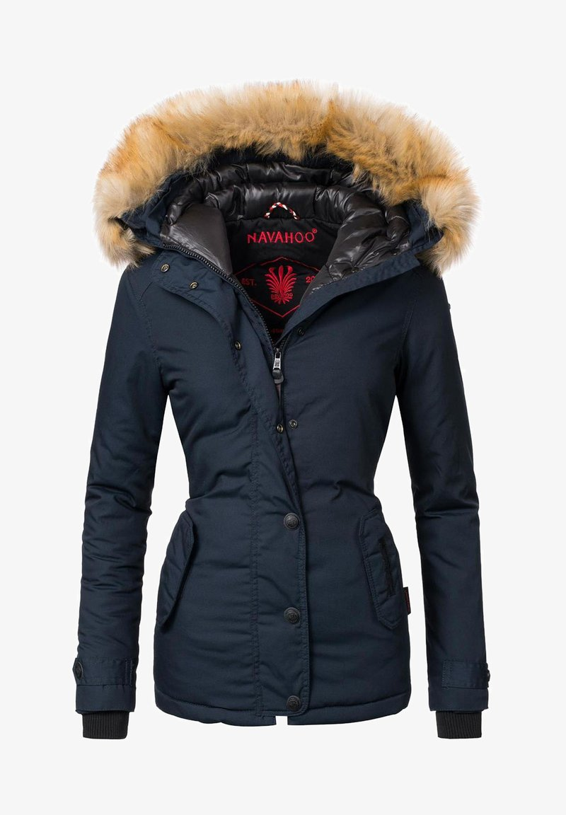 Navahoo - LAURA - Winter jacket - blue
