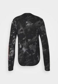 Hollister Co. - ICONIC - Långärmad tröja - black wash - 7