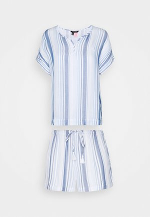 BOXER SET - Pyjamas - blue