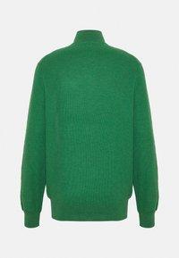 Polo Ralph Lauren - LONG SLEEVE  - Stickad tröja - potomac green heather - 6