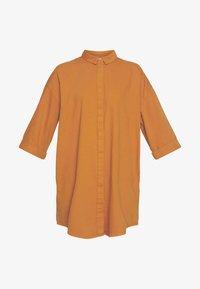 Monki - MONA LISA DRESS - Robe chemise - orange dark - 3