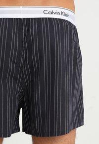 Calvin Klein Underwear - MODERN BOXER SLIM 2 PACK - Boxer shorts - black - 3