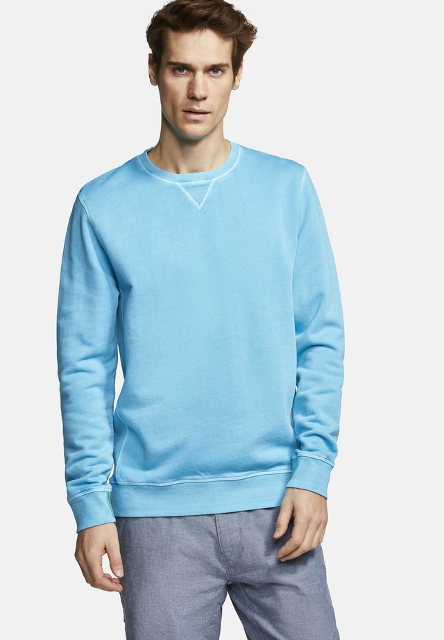 EDGAR - Sweater - aqua