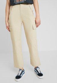 Even&Odd - Trousers - stone - 2