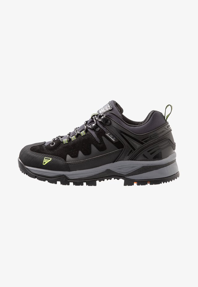WYOT MR - Hiking shoes - black
