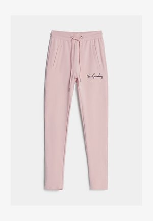 AUS PLÜSCH - Leggings - Trousers - pink