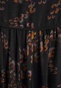 Bruuns Bazaar - ZEBRA TREE AYAN DRESS - Day dress - black - 6