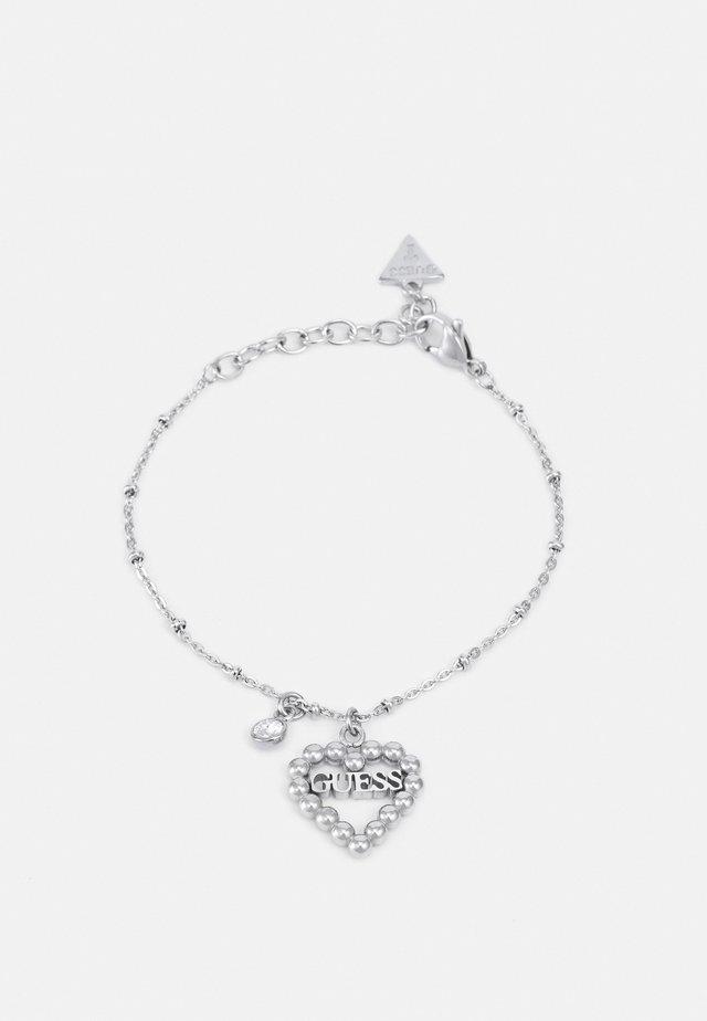 HEART ROMANCE - Rannekoru - silver-coloured