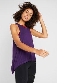 Even&Odd active - Toppi - purple - 0