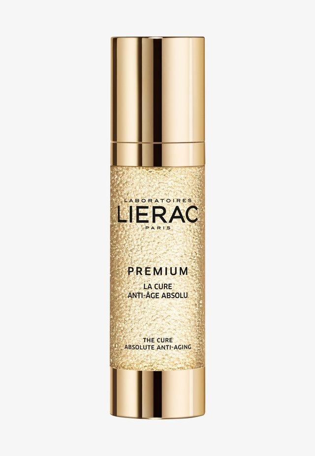 LIERAC GESICHTSPFLEGE PREMIUM KUR - Face cream - -