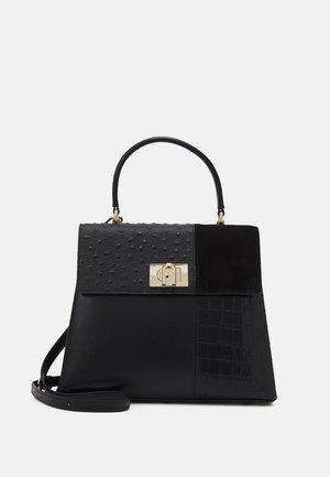 TOP HANDLE - Handbag - nero