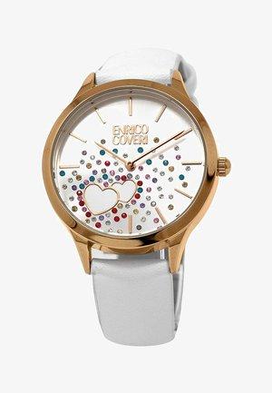 CRYSTAL - Horloge - white