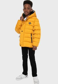 Threadboys - Winter jacket - mustard - 1