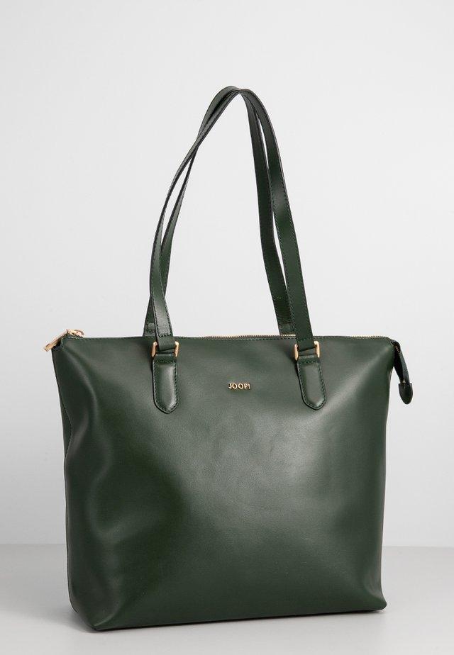 NAUSICA ELISA  - Tote bag - darkgreen