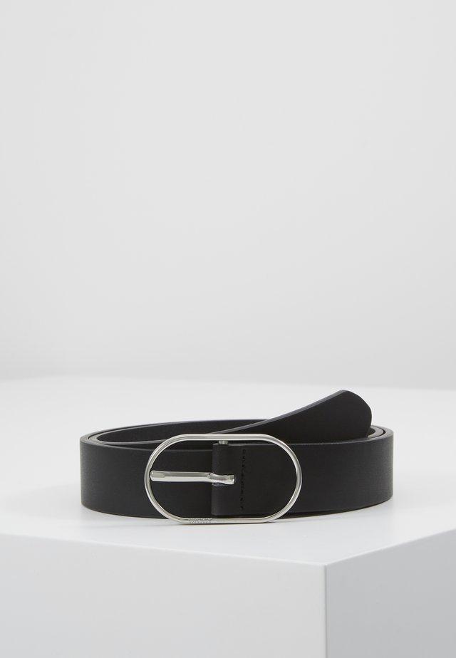 WAIST VELT CLASSIC - Waist belt - black