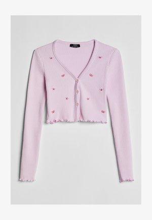 Kardigan - pink
