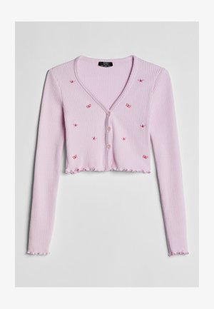 Neuletakki - pink