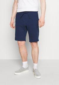 s.Oliver - Teplákové kalhoty - blue - 0