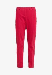 HUGO - HARILE - Spodnie materiałowe - open red - 5