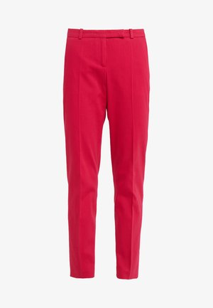HARILE - Trousers - open red