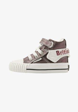 ROCO - Baby shoes - dk grey