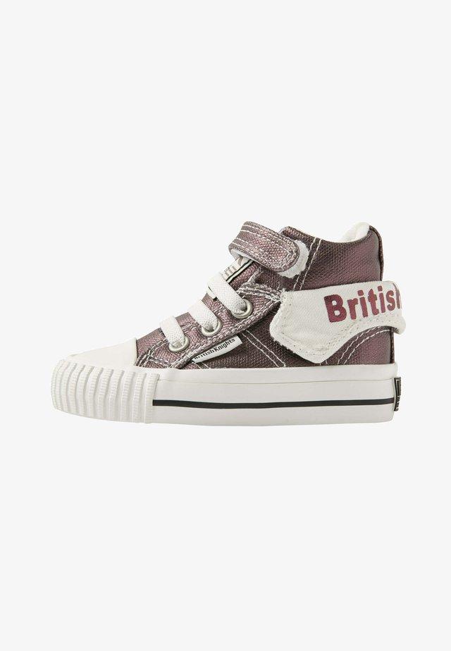 ROCO - Chaussures premiers pas - dk grey