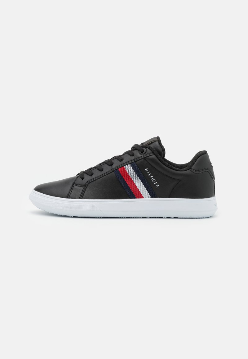 Tommy Hilfiger - ESSENTIAL CUPSOLE - Sneakers basse - black