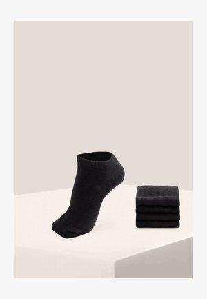 5 PACK - Enkelsokken - black