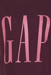 GAP - TEE DRESS - Jersey dress - secret plum - 2
