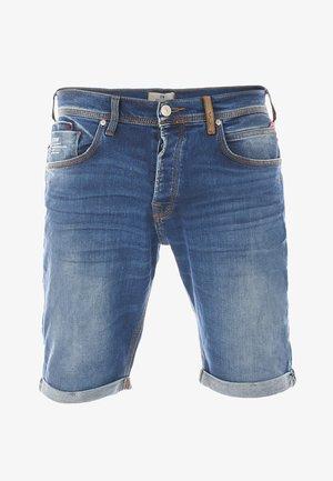 CORVIN - Denim shorts - blue denim