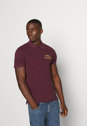 JJHERO  - Polo shirt - port royale