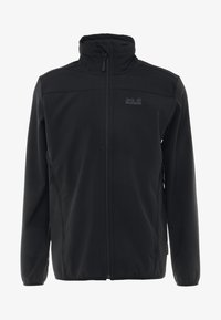 Jack Wolfskin - NORTHERN POINT - Soft shell jacket - black - 4